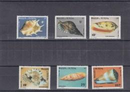 Wallis Et Futuna - Année 1986 - Coquillages - YT 337/342 - Neufs** - Wallis E Futuna