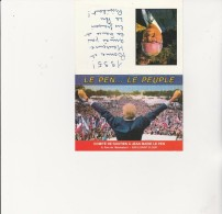 CALENDRIER PETIT FORMAT -ELECTIONS PRESIDENTIELLES 1995- LE PEN - - Petit Format : 1991-00