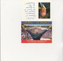 CALENDRIER PETIT FORMAT -ELECTIONS PRESIDENTIELLES 1995- LE PEN - - Calendari