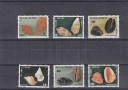 Wallis Et Futuna - Année 1987 - Coquillages - YT 360/365 - Neufs** - Wallis E Futuna