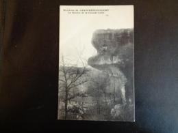 24 Larochebeaucourt Carte Postale Le Rocher De La Grande Crête - Frankreich