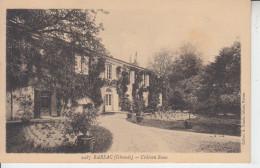 BARSAC ( Gironde ) - Château Suau  PRIX FIXE - Altri Comuni