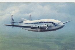 "AVIATION - AIR FRANCE - BREGUET "" PROVENCE "" - 1946-....: Moderne"
