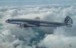 "AVIATION - AIR FRANCE - LOCKHEED "" SUPER CONSTELLATION """