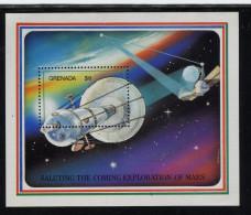 Grenada**, 1991, Space - Grenade (1974-...)