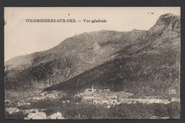 DF / 34 HERAULT / COLOMBIÈRES-SUR-ORB / VUE GENERALE - Autres Communes