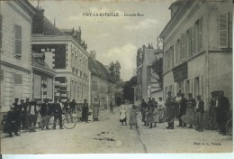 IVRY LA BATAILLE Grande Rue - Ivry-la-Bataille