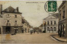 37 CHATEAU LA VALLIERE LA PLACE AU GAGNE PETIT - France