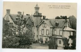 Château De Montméry Près Ambazac - Ambazac