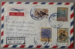 IRAQ   Nice Cover To Sarajevo,Bosnia  (Honeybees Etc.) - Abeilles