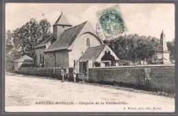 SAULCES - MONCLIN . Chapelle De La Vieille - Ville . - Other Municipalities