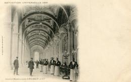 PARIS(EXPOSITION 1900) RESTAURANT GRUBER - Expositions