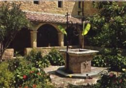Assisi - Cartolina SANTUARIO DI SAN DAMIANO IL CHIOSTRO - OTTIMA M62 - Perugia