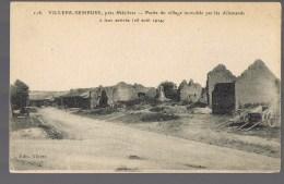 VILLERS - SEMEUSE . - Other Municipalities