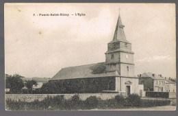 POURU - SAINT - REMY . L'Eglise . - Other Municipalities