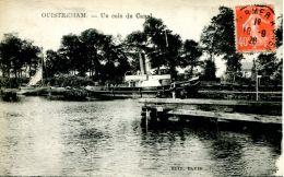 "N°327 E -cpa Ouistreham Remorqueur ""le Calvados"" - Remorqueurs"