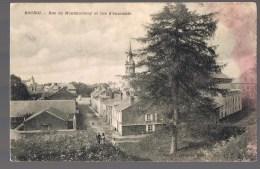 ROCROI . Rue De Montmorency Et Vue Générale . - Other Municipalities