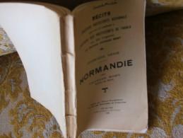 HISTOIRE Des PROTESTANTS En NORMANDIE Par Le Pasteur Ch.BOST , 1928 - Normandie