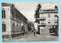 Oleggio - Via Sempione - Novara