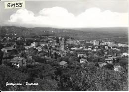 Lazio-roma-grottaferrata Veduta Panorama Aereo Panoramico Di Grottaferrata - Italia