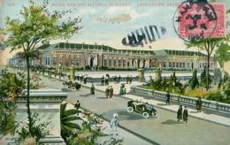 US JAMESTOWN / Mines And Metallurgy Building, Jamestown Exposition / CARTE COULEUR - Etats-Unis