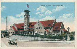 US LITTLE ROCK / Union Station, Little Rock / CARTE COULEUR - Little Rock