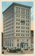 US MANCHESTER / Amoskeag Bank Building / CARTE COULEUR - Manchester