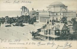 US NEW YORK CITY / Columbia University / - Altri Monumenti, Edifici