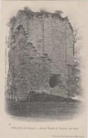 T0CANE   ANCIEN DONJON DE VERNODE  COTE NORD   COLL MONUMENTS HISTORIQUES - France