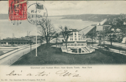 US NEW YORK CITY / Claremont And Hudson River From Grants Tomb / - Altri Monumenti, Edifici