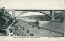 US NEW YORK CITY / Speedway And Washington Bridge / - New York City