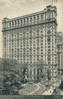 US NEW YORK CITY / Trinity Building / - New York City