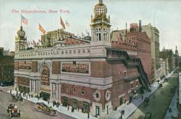 US NEW YORK CITY / The Hippodrome / CARTE COULEUR - New York City