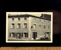 SOUCIEU EN JARREST Rhône 69 : Hotel Café Restaurant B Thevenon - France