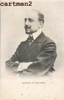 GABRIEL D'ANNUNZIO PRINCE DE MONTENEVOSO SCRITTORE LITTÉRATURE ECRIVAIN 1900 ITALIA - Scrittori
