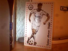 3 CARD FOOTBALL ; XABIER ALONSO OLANO; ARTURO VIDAL; CRISTIANO RONALDO - Trading Cards