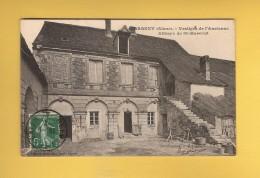 * CPA..dépt 02..CORBENY :  Vestige De L' Ancienne Abbaye De Saint Marcoul  : Voir Les 2 Scans - France