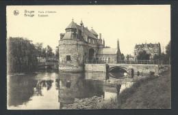CPA - BRUGES - BRUGGE - Porte D'Ostende - Ezelpoort - Nels  // - Brugge