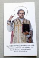 ITALIA - SANTINO DI SAN GIOVANNI LEONARDI, PATRONO DEI FARMACISTI - Imágenes Religiosas
