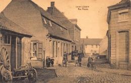 Saint Léger    Rue Royale   Kinderen Met Fiets  Achterzijde Omer     A 1303 - Saint-Léger