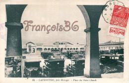 (40) Capbreton - Place Des Bains Chauds - 2 SCANS - Capbreton