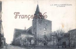 (40) Aire Sur Adour - La Cathédrale - 2 SCANS - Aire
