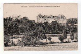 Mai16   4474459     Plessé   Chateau Et Chapelle De Carheil - France
