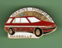 MARINS POMPIERS MARSEILLE *** SMUR *** Signe ROGNAC *** A052 - Feuerwehr