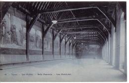 YPRES: Les Halles -Salle Pauwels - Les Peintures - Ieper