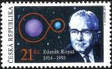 Czech Republic - 2014 - Personalities - Professor Zdenek Kopal, Czech Astronomer And Astrophysicist - Mint Stamp - Ongebruikt