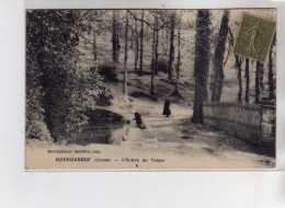BOURGANEUF - L'Entrée Du Verger - Très Bon état - Bourganeuf