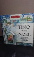 """45 TOURS T.ROSSI  LIVRET """"Petit Papa Noël"""" - Christmas Carols"""