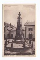 Merlines, Le Monument Aux Morts, C.I.M. - France