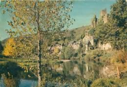 CPM - 12 - BELCASTEL - Le Château Fort Et Les Vieilles Maisons - France